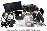 Vintage Air 961174 Air Conditioning Complete Kit (68-76Corvettewith o Factory Air)