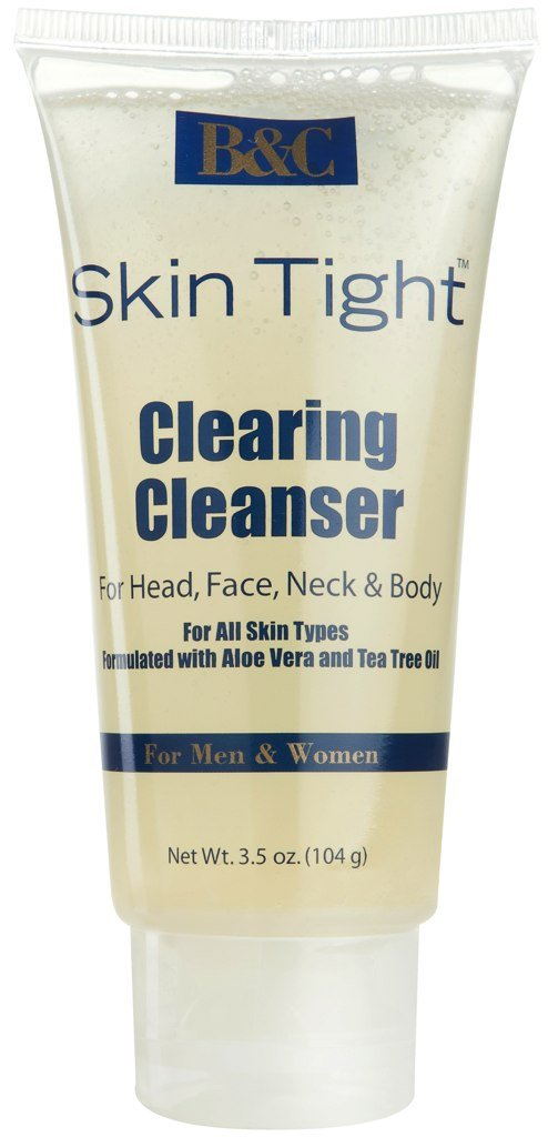 B & C B & C Skin Tight Cleanser, 3.5 oz Refinee Hydrating Gel Mask 2 oz.