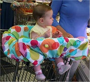 Amazon.com: Just Peachy bebé Diseñador Carrito de la compra ...
