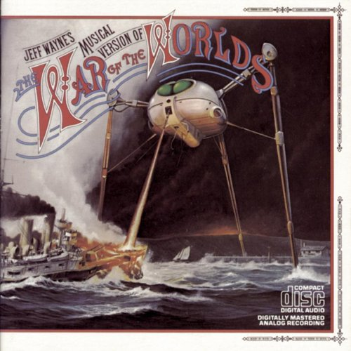 Jeff Wayne's Musical Version of: The War Of The Worlds by Columbia