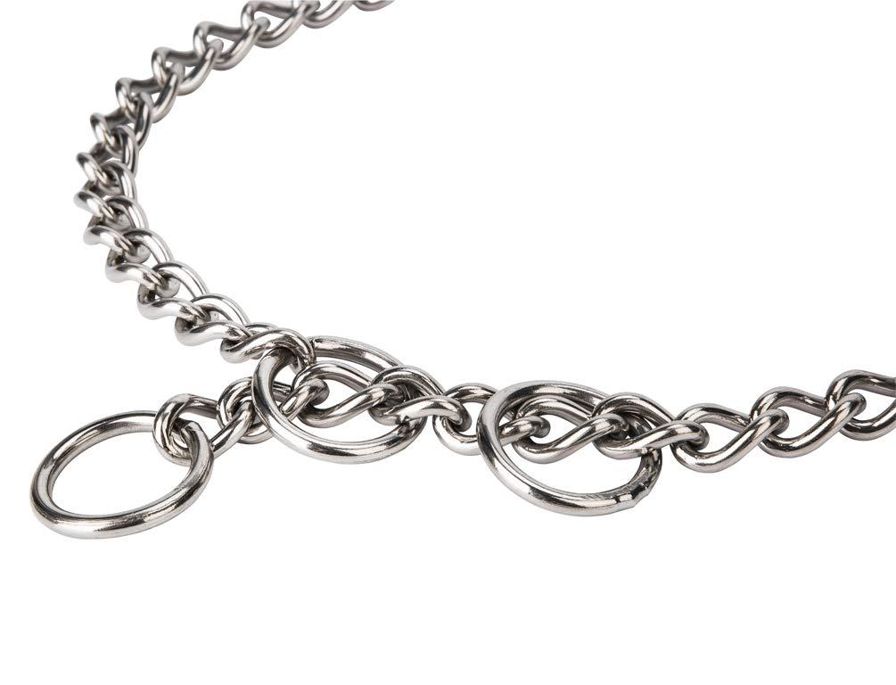 SGODA Chain Dog Training Choke Collar
