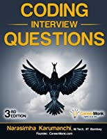 Coding Interview Questions, 3rd Edition Front Cover