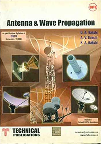 Download antennas ebook by wave and bakshi propagation