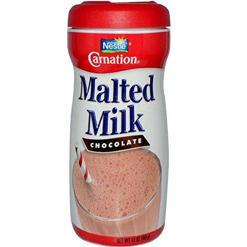 - Nestle Carn Malted Milk Choc