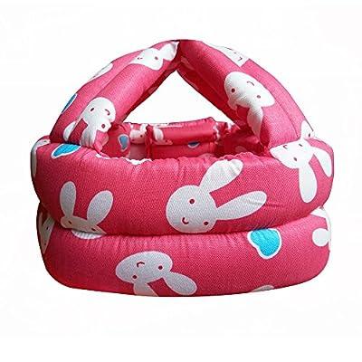 Baby Infant Toddler Adjustable Safety Protective Hat Helmet Head Cushion Bumper Bonnet