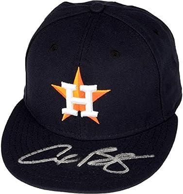 Alex Bregman Houston Astros Autographed New Era Cap - Autographed Hats