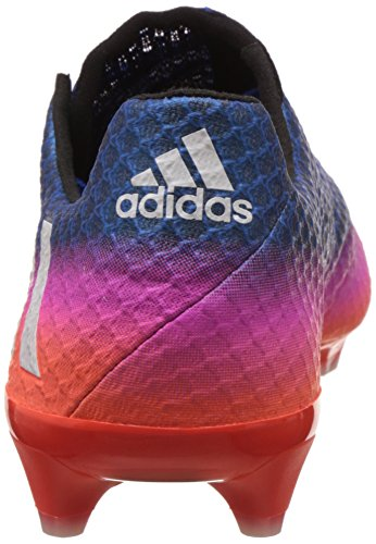 adidas Messi 16.1 Fg, pour les Chaussures de Formation de Football Homme, Bleu (Blu Azul/Ftwbla/Narsol), 42 EU