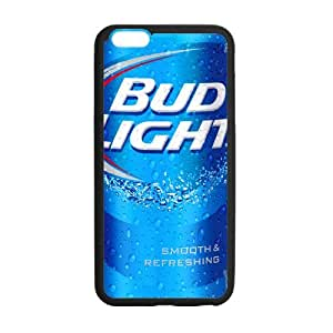 Generic Custom Phone case for Iphone 6 Plus Bud Light Beer Pattern