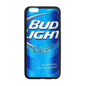 Generic Custom Phone case for Iphone 6 Plus Bud Light Beer Pattern Kimberly Kurzendoerfer