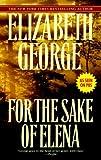For the Sake of Elena (Inspector Lynley) by  Elizabeth George in stock, buy online here