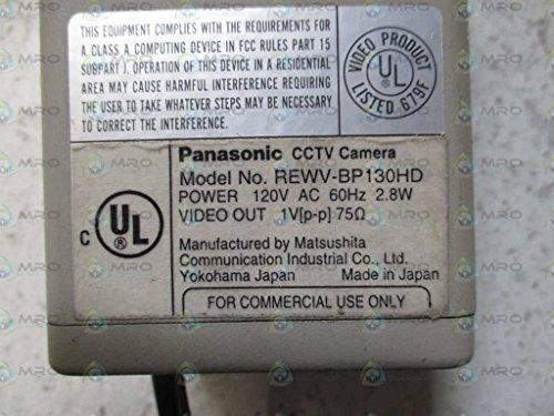 Panasonic Cctv (PANASONIC REWV-BP130HD CCTV CAMERAUSED)
