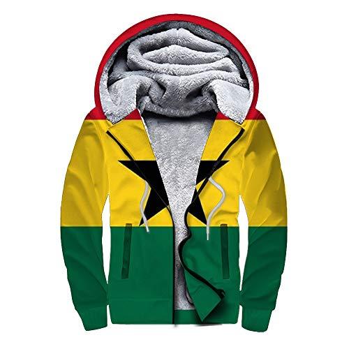 Ghana Coat - 1