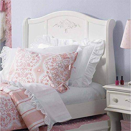 Liberty Furniture INDUSTRIES 352-BR11H Arielle Twin Sleigh Headboard, 42