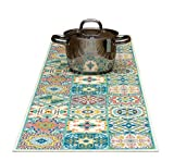 Venetian Beauty ; Runner which is also a trivet ; 53 1/8 X 13 3/4 Inches - 7271 ; By Tiva Design