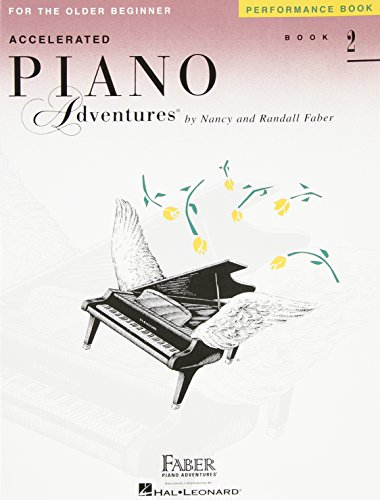 Accelerated Piano Adventures Performance Book 2