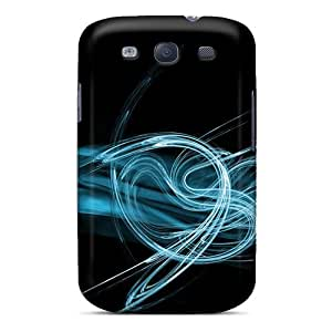 Snap-on Case Designed For Galaxy S3- Abstract