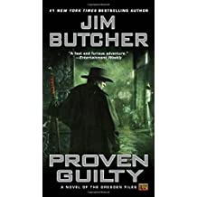Dresden Files 08: Proven Guilty