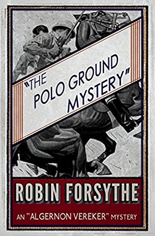 book cover of The Polo Ground Mystery