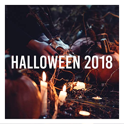 Halloween Music 2018, Vol. 1 (Compiled und Mixed by Gerti Prenjasi)]()