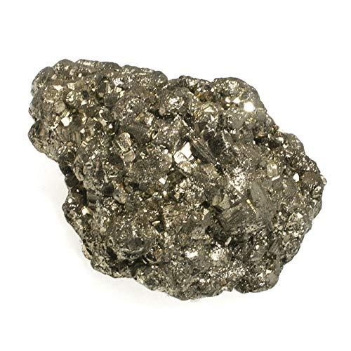 CrystalAge Iron Pyrite Specimen - Medium (Iron Pyrite)