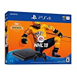 Sony PlayStation 4 1TB Slim Video Game Console with NHL 19 and NBA 2K19 Bundle