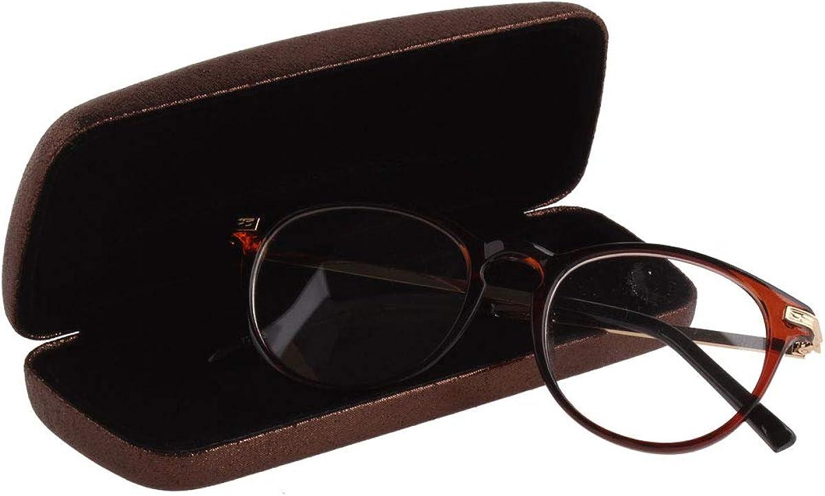 Strike Eyewear Brillenetui Hardcase Damen gl/änzende Optik