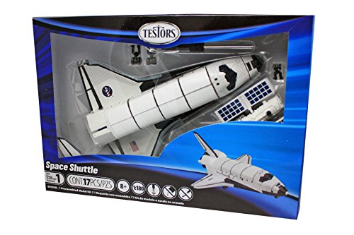 Testors Model Kit, Space Shuttle