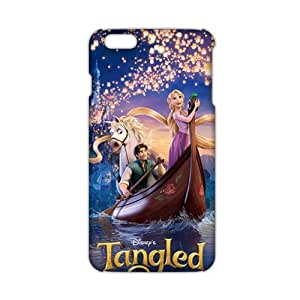 Cool-benz Frozen Romantic Kristoff and Anna 3D Phone Case for iPhone 6 plus