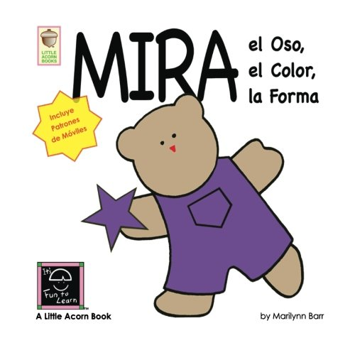 Download Mira el Oso, el Color, la Forma (Spanish Edition) ebook