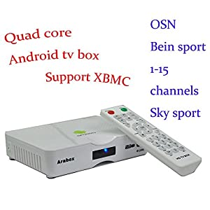 Vshare® Arabic IPTV Box APK inside Account for 2 Year more then 450