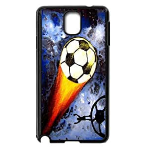 High Quality Phone Back Case Pattern Design 1Love Football,Love Life- For Samsung Galaxy NOTE4 Case Cover