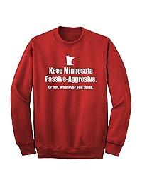 Indica Plateau Minnesota Crewneck Sweatshirt