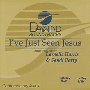 I've Just Seen Jesus [Accompaniment/Performance Track]