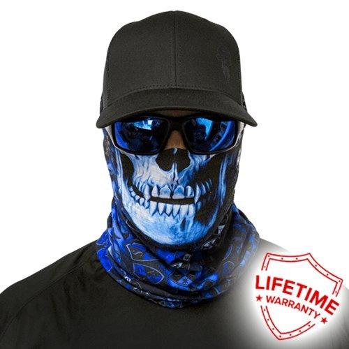 Salt Armour StealthTech Face Shield | Hydro Skull