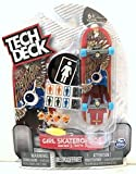 Tech Deck Girl Skateboards Series 3 Cory Kennedy with Stickers & Stand