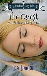 The Quest for a Wide-Awake Princess (Fumbling Fairy Tales Book 3)