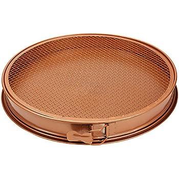 Amazon Com Copper Chef Perfect Pizza And Crisper Pan 15
