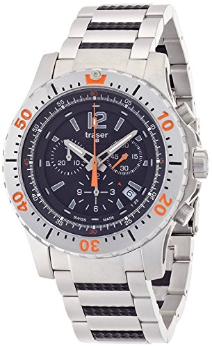 traser watch Extreme Sports Chronograph tritium special issue P6602.R53.0S.01 Men's [regular imported goods]