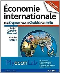 Economie internationale : Avec My EconLab, un programme d'auto-apprentissage et d'évaluation facile d'utilisation, pour travailler seul et à son rythme