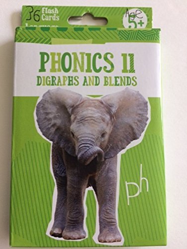 And Digraphs Blends (Phonics II Digraphs and Blends)
