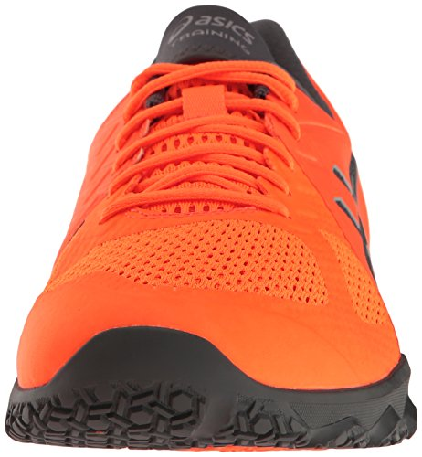 Orange Shoes Mens Mid Shocking X Asics Carbon Conviction Grey wBgdFqqWa