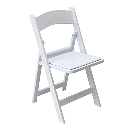 Silla plegable para muebles Silla de boda simple Taburete plegable ...