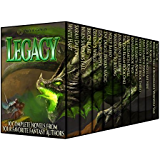 Legacy (Fantasy Box Set Vol. 2): 10 Complete Novels & Novellas from your Favorite Fantasy Authors