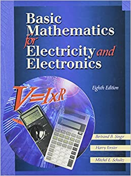 Basic Mathematics for Electricity and Electronics w/ Workbook