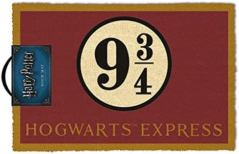 Harry Potter Doormat Hogwarts Express 40 x 60 cm Pyramid International Tappeti