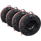 Hardcastle Autorädertaschen Reifentaschen zur Aufbewahrung - 4 Stück