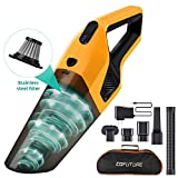 Best Cordless Handheld Vacuums - Cofuture-Handheld-Vacuum-Cordless-Cleaner, Powerful Hand Vacuum Cordless with Upgrade Motor,Rechargeable Review