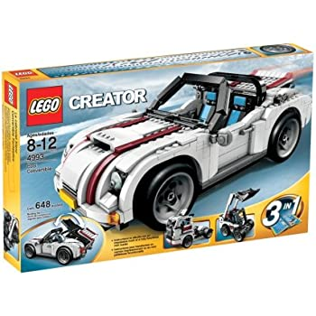 Amazon Lego Creator Cool Cars 4939 Toys Games