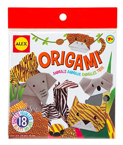 ALEX Toys Origami Paper Animals