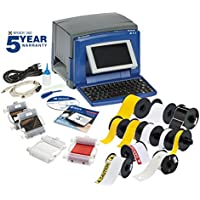 Brady S3100 Sign and Label Printer with Workstation SFID Software Suite Safety & Compliance Kit - S3100-GEN-KIT